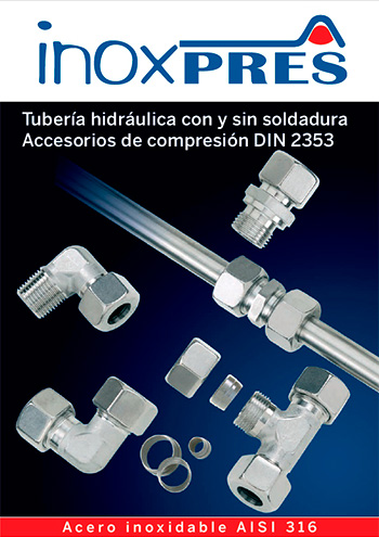 Catalogo Inoxpres Acero Inoxidable