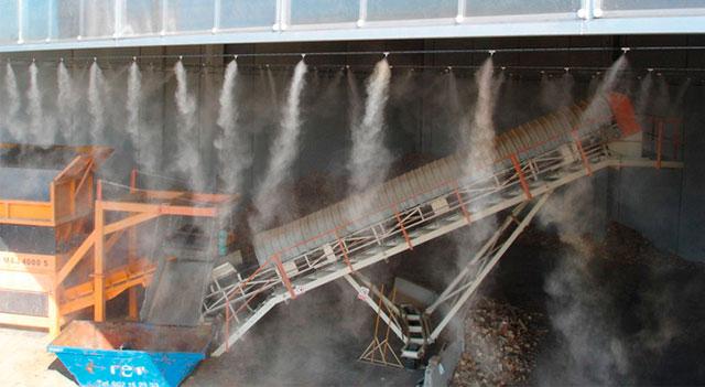 Sistemas De Prensado Nebulizacion