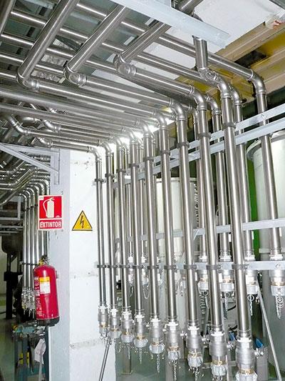 Sistemas De Prensado Sector Industrial