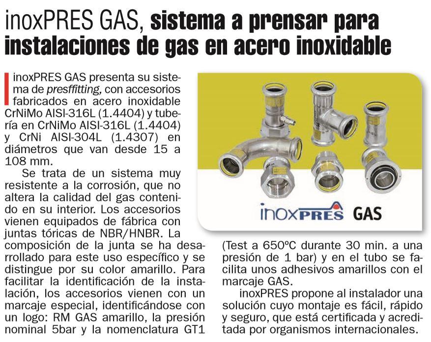Artículo De La Revista INGENIERÍA Del GAS